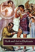 Myth and art in ekphrasis