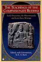 The teachings of the compassionate Buddha