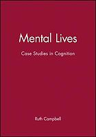 Mental representation : a reader