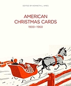 American Christmas cards, 1900-1960