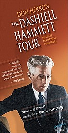 The Dashiell Hammett Tour thirtieth anniversary guidebook