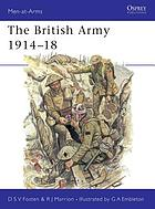 The British Army, 1914-18