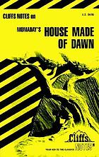 House made of dawn : notes