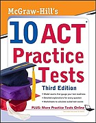 Mcgraw-Hillś 10 act practice tests
