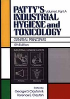 Patty's industrial hygiene and toxicology