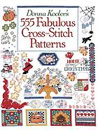 Donna Kooler's 555 fabulous cross-stitch patterns