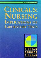Clinical & nursing implications of laboratory tests