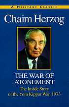 The war of atonement : October, 1973