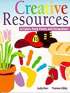 Creative resources of colors, food, plants, and occupations