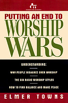 Putting an end to worship wars