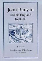 John Bunyan and his England, 1628-88