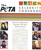 The PETA celebrity cookbook