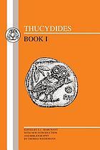 Thucydides, Book 1