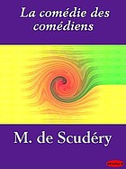 La Comédie des comédiens