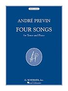 Four songs for tenor and piano