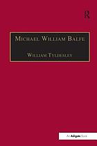 Michael William Balfe : his life and his English operas