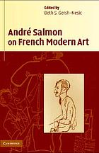 André Salmon on French modern art