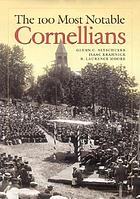 The 100 most notable Cornellians