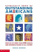 Scholastic book of outstanding Americans