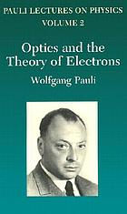 Optics and the theory of electrons
