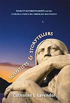 Scientists and storytellers : feminist anthropologists and the construction of the American Southwest
