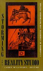 Storming the reality studio : a casebook of cyberpunk and postmodern science fiction