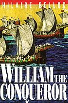 William, the Conqueror