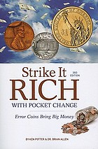 Strike it rich with pocket change : error coins bring big money