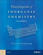 Encyclopedia of inorganic chemistry