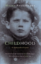 Childhood : an autobiographical fragment
