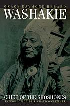 Washakie chief of the Shoshones
