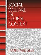 Social welfare in global context