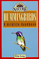 Hummingbirds : a wildlife handbook