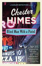 Blind man with a pistol