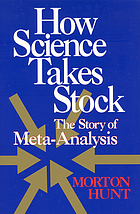 How science takes stock : the story of meta-analysis