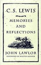 C.S. Lewis : memories and reflections