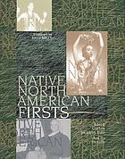 Native North American first