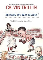 Deciding the next decider : the 2008 presidential race in rhyme