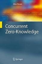Concurrent zero-knowledge