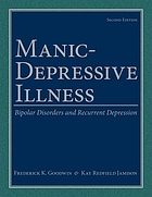 Manic-depressive illness : bipolar disorders and recurrent depression
