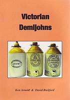 Victorian demijohns