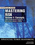 Financial Times mastering risk