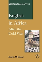 English in Africa : after the Cold War