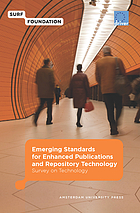 Emerging standards for enhanced publications and repository technology survey on technology