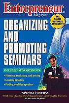 Entrepreneur magazine : organizing and promoting seminars