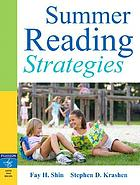 Summer reading : program and evidence