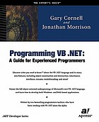 Programming VB.NET : a guide for experienced programmers