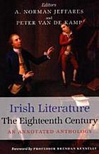 Irish literature : the eighteenth century