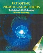 Exploring numerical methods : an introduction to scientific computing using MATLAB