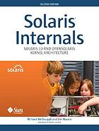 Solaris internals : Solaris 10 and OpenSolaris kernel architecture